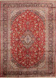 details about clearance fl 10x13 wool kaashaan oriental area rug 12 11 x 9 8