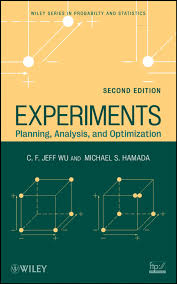 Design And Analysis Of Experiments Ebook Experiments Ebook By C F Jeff Wu Rakuten Kobo