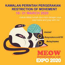 MEOW International Cat Expo - Home