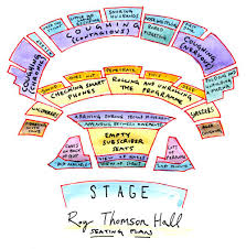 Massey Hall Concert Seating Chart A Toronto Symphony Fan Suggests New Seating Plan For Pesky