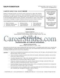 Nursing Student Resume Objective Cool Nursing Student Resume