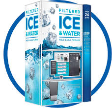 Ice Vending Machines Cost Custom North Carolina Icehouse Twice The Ice Fresh Clean Ice On Demand