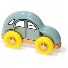 Designer Childrens Toys Vilac Mini Car Simple Modern Retro Kids Toys Baby Toys