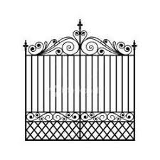 Iron Main Gate Fabrication Works