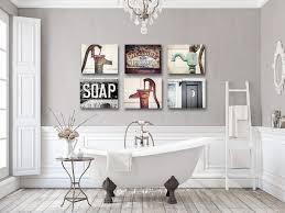 artwork for rustic bathroom wall decor farmhouse bathroom wall gallery prints or canvas