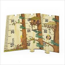 Growth Chart Ruler Treehouse