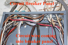 home electrical wiring circuit breaker panel circuit breaker panel