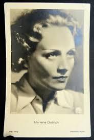 Marlene Dietrich Ross Verlag Photo Postcard   eBay