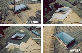 fixed leaky skylight by replacing improperly installed model how much to install e46