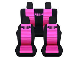 girl power 12 pink jeep accessories