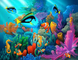 Underwater World Wallpapers HD Pictures ...