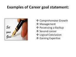 achieve career goals 4 examples of career goal