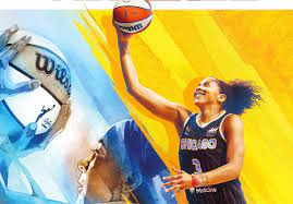 Candace Parker is the first woman to be ...