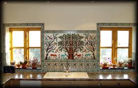 Ceramic Tile Kitchen Design 20 Kitchen Backsplash Ceramic Tile Designs For Beautifying Your
