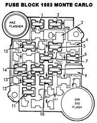diagram of fuse box monte carlo ss image details 1978 chevy monte carlo fuse box diagram