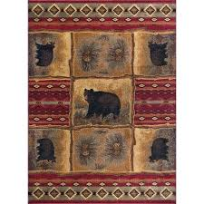 red and green area rugs 8 x large brown red and green area rug nature furniture