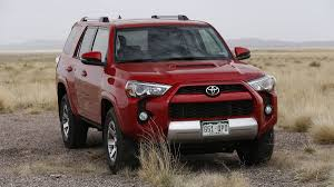 Atomic Tourist Review: 2015 Toyota 4Runner 4X4 Trail Premium ...
