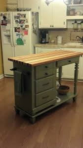 Diy Kitchen Island From Old Table