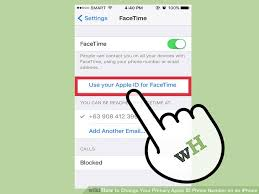 How To Change Your Phone Number How To Change Your Primary Apple Id Phone Number On An Iphone
