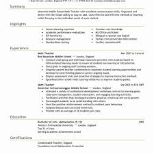 Federal Format Resume Federal Format Resume Unique Format Federal Government Resume O 12