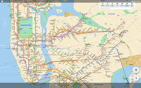 subway map in nyc  lapiccolaitaliainfo