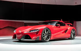 2016 Toyota Supra FT1 Price Annouced - Cars Booster