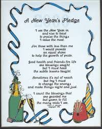 Christian New Years Poems Quotes