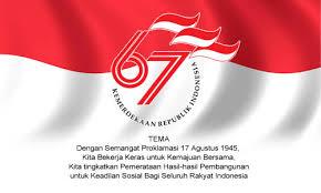 Dirgahayu Indonesia ke 67