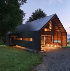 Modern houses architecture Cool Modern Barn Modern Barn Shingle House By Mcelroy Architecture From Up North Modern Architecture Beautiful House Designs 1324