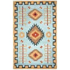 13x13 rug mesa light blue southwestern ft x ft area rug square rugs 13x13 13x13 rug