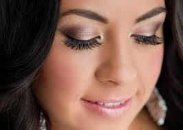dramatic wedding makeup looks photo 3