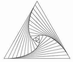 d16e8ee92a59185c2b3dfedd69b40d5e 33 best images about triangle on pinterest triangle template on spiral pattern template