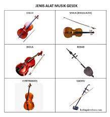Alat musik ini cuma mempunyai satu senar, tak seperti rebab yang biasanya mempunyai 2 senar. Alat Alat Musik Berdasarkan Cara Memainkannya Serta Contoh Dan Gambar Alat Musik Musical Instrument Berbagaireviews Com