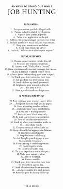 Best 25 Resume Tips Ideas On Pinterest Job Search Resume And