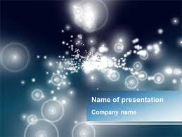 Sky Of Diamonds Powerpoint Template Backgrounds 09703
