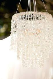 chandelier lamp shades with crystals clip on uk beaded