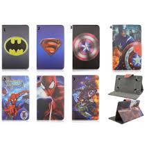 Universal Marvel Comic Tablet Cases Gadget Man - Protective , Secure Samsung