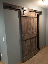 another option is bi parting doors this option is most mon for larger openings or applications where you don t have enough room for a single door to