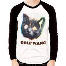 Golf Wang Size Chart By Young Mens Ofwgkta Golf Wang Odd Future Tyler The Creator Cat Long Sleeve T Shirts