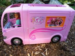 Resultado de imagen para campers de barbie imágenes