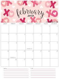 february printable calendar 2019 february 2018 calendar calendar calendar 2019 calendar