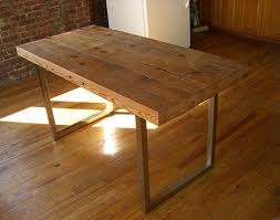 desk tops furniture. DIY How To Make Your Own Reclaimed Wood Desk From Scrap Tops Furniture