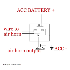 train air horns wiring diagrams wiring diagram how to wire a dcc model railway at Train Wiring Diagrams