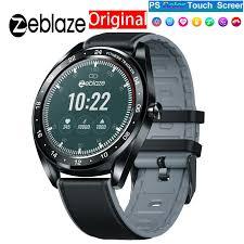 Eblaze NEO Thor 4 Dual Vibe 3 Pro 5 Smart Watch Cảm Ứng Hiển Thị Đồng Hồ  Thông Minh Đo Nhịp Tim Huyết Áp Nữ sức khỏe Đếm Ngược Gọi|Smart Watches