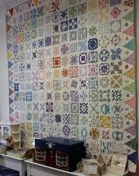468 best Dear Jane quilts images on Pinterest | Quilt patterns ... & Dear Jane quilt by Nicolette Jansen as seen at Quilters Palet (Netherlands) Adamdwight.com