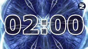 2 minute countdown timer - Conto alla rovescia 2 minuti in 2020 | Kids  worship songs, Countdown timer, Countdown