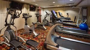 best western plus boston hotel fitness center