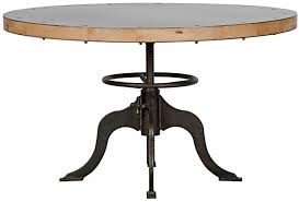 image is loading 49 034 round dining table adjule height crank