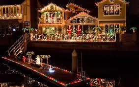 Christmas Light Installation Newport Beach Ca Huntington Beach Cruise Of Lights