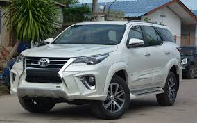 Comparison - Toyota 4Runner Limited 2017 - vs - Toyota Fortuner ...